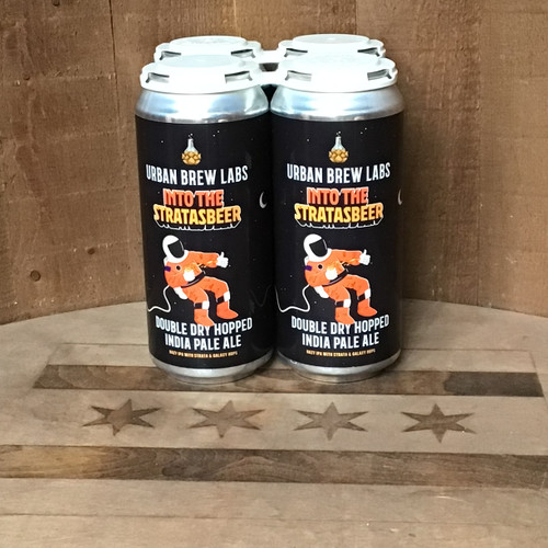 """Urban Brew Labs - """"Into the Stratasbeer"""" - DDH IPA"""