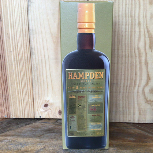 Hampden Estate - 8yr Single Jamaican Rum