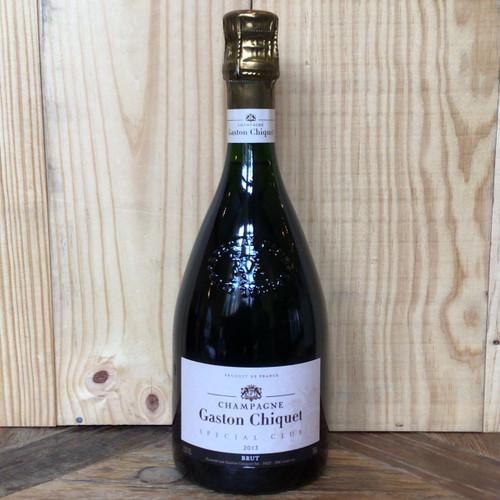 Gaston Chiquet - 2013 Special Club Champagne