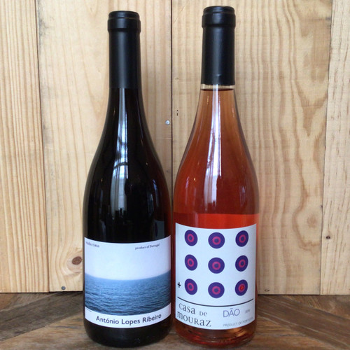 2 Bottle Bundle - Portuguese Rose and Chill-able Red