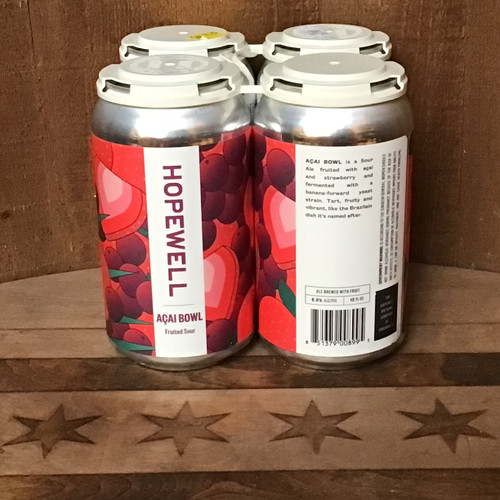 Hopewell - Acai Bowl - Fruited Sour w/ Acai & Strawberry