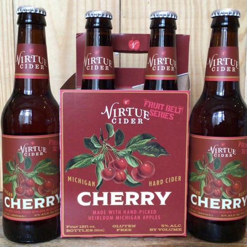 Virtue Cider - Cherry Fruit Belt Series