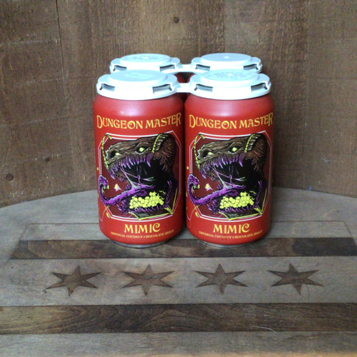 Miskatonic - Dungeon Master: Mimic - Imperial Coconut Chocolate Stout