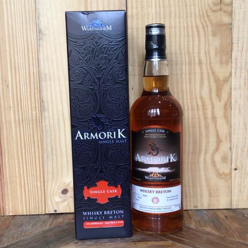 Armorik - Single Malt Breton Whisky - Single Port Cask