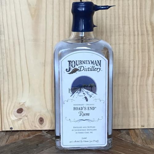 """Journeyman - """"Road's End"""" Rum"""
