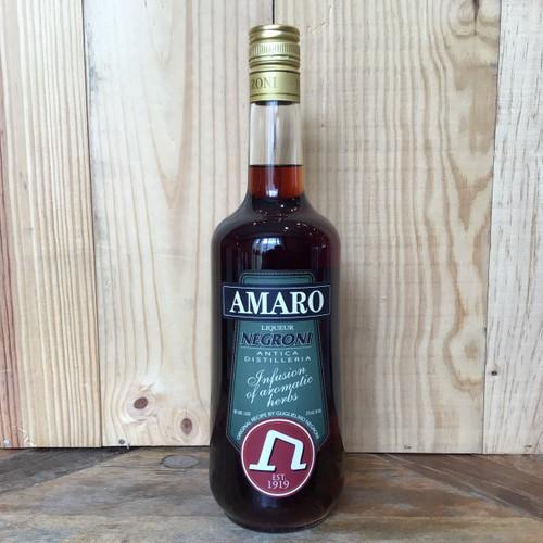 Antica Distilleria - Negroni Amaro - 1L