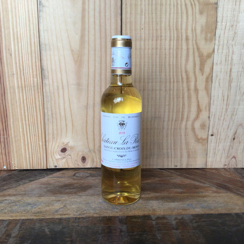 Chateau La Rame - Sainte-Croix-Du-Mont - 375ml - Dessert Wine