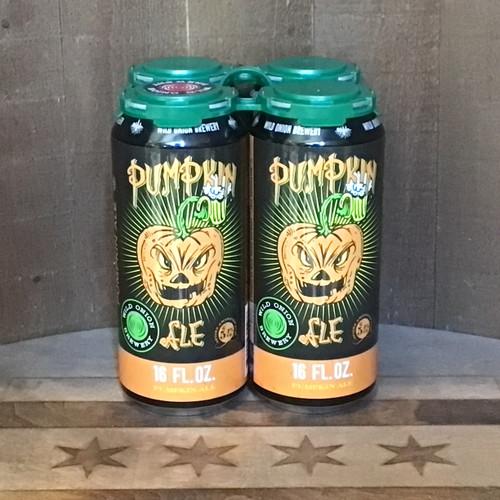 Wild Onion Brewing - Pumpkin Spiced American Ale