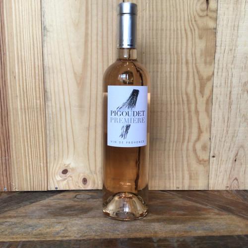 """Pigoudet - """"Premiere"""" Vin de Provence Aix Rose"""