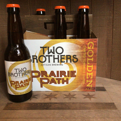 Two Brothers - Prairie Path - Gluten-free Golden Ale