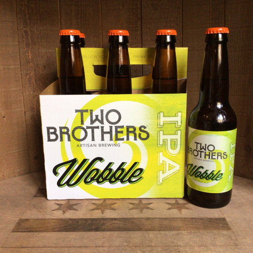 Two Brothers - Wobble IPA