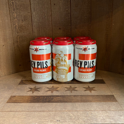Revolution - Rev Pils 6-pack