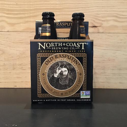 North Coast - Old Rasputin - Russian Imperial Stout