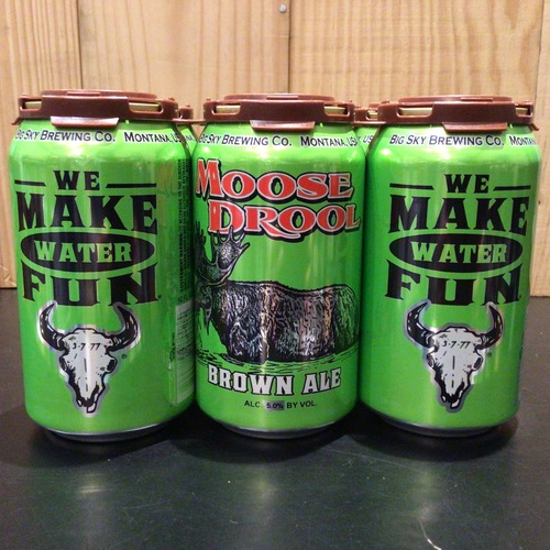Big Sky - Moose Drool - Brown Ale