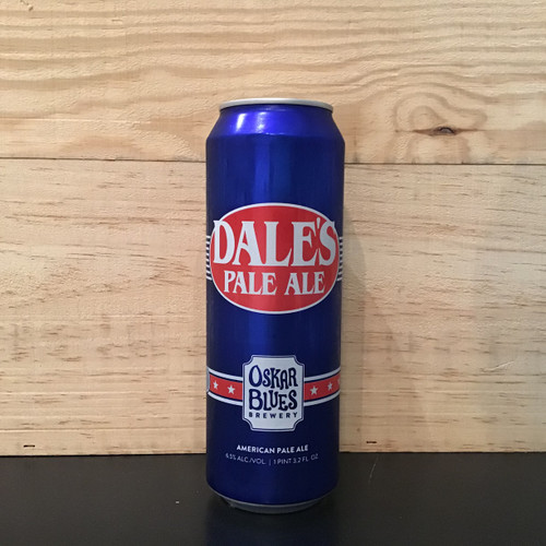Oskar - Dale's Pale Ale - 19oz Can