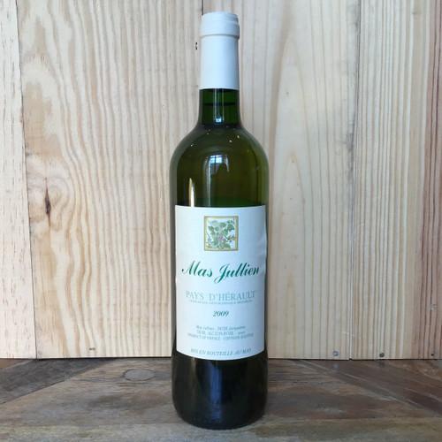Mas Jullien - Vin de Pays de l'Hérault Blanc 2009