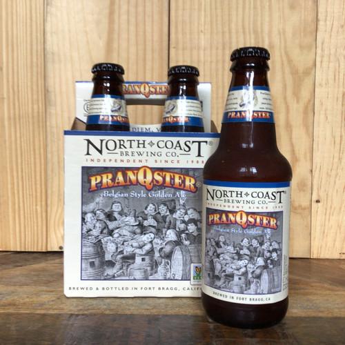 North Coast - PranQster - Golden Belgian Ale