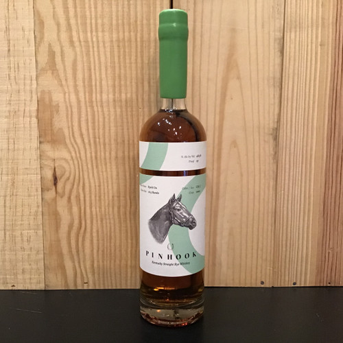 Pinhook - Straight Rye Whiskey