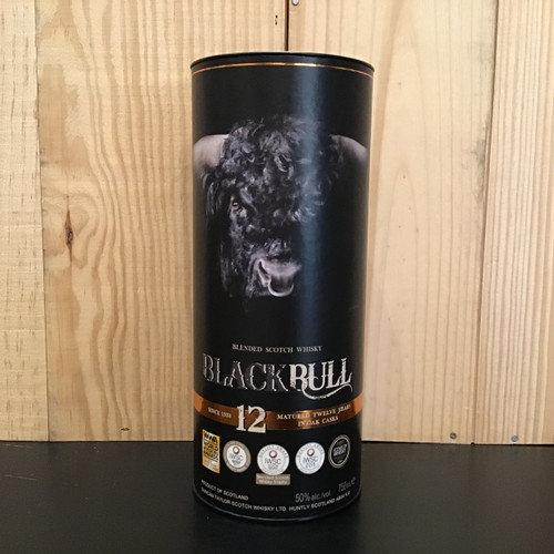 Black Bull - 12 Year Blended Scotch Whisky