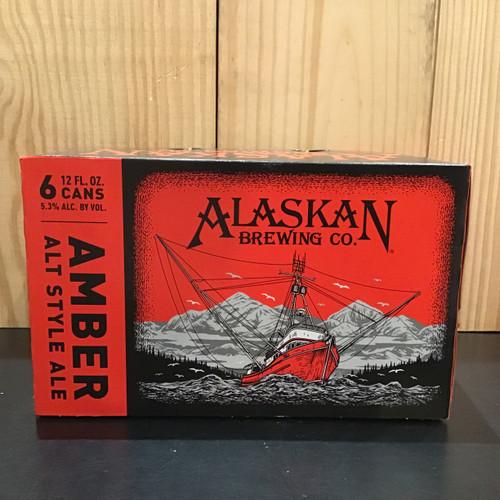 Alaskan - Amber - Alt Ale