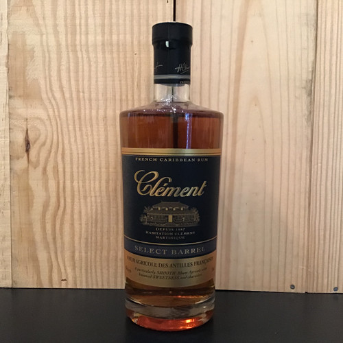 Clement Rhum - Barrel Select