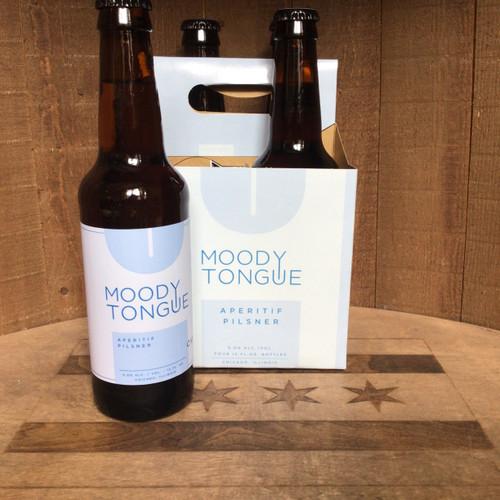 Moody Tongue - Apertif Pilsner