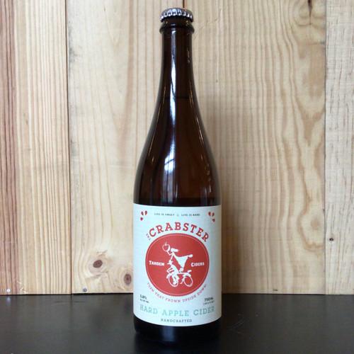 Tandem Ciders - The Crabster - Hard Apple Cider