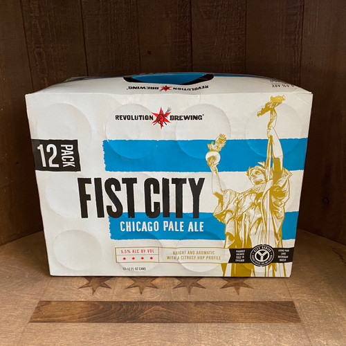 Revolution - Fist City - 12pk