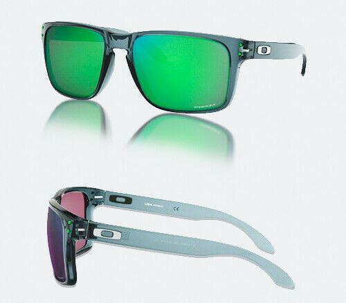 Authentic Oakley 0OO 9417 HOLBROOK XL 941714 CRYSTAL BLACK Sunglasses