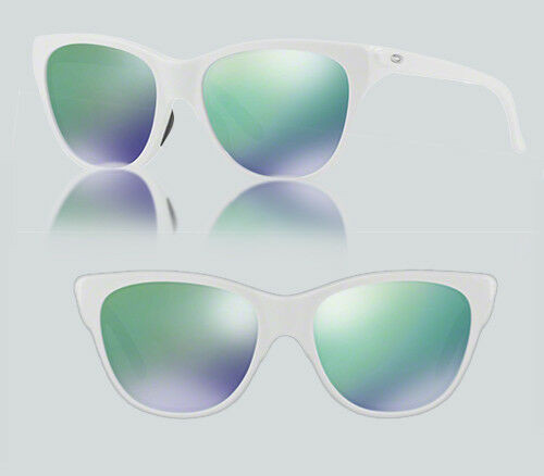 Authentic Oakley 0OO9357 HOLD OUT 935704 POLISHED WHITE Sunglasses