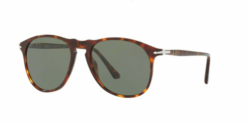 Authentic Persol 0PO6649SM-24/58 Havana Polarized 6649 sm Sunglasses