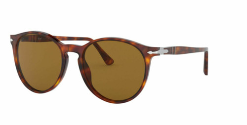 Authentic Persol 0PO3228S-24/AN Havana Polarized Sunglasses