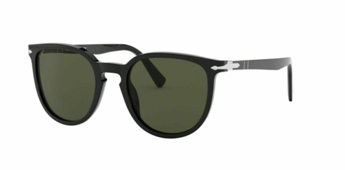 Authentic Persol 0PO3226S-95/31 Black 3226 S Sunglasses