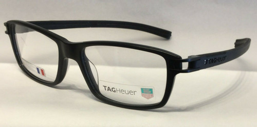 Authentic Tag Heuer TH7601 O 007 Back Eyeglasses