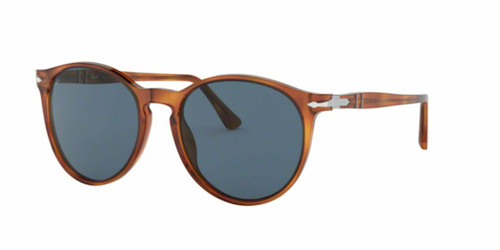 Authentic Persol 0PO3228S-96/56 Terra Di Siena Sunglasses
