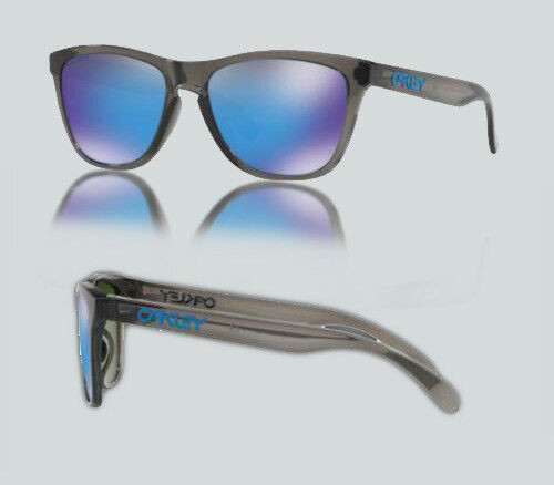 Authentic Oakley 0OO9245 FROGSKINS (A) 924574 GREY SMOKE Sunglasses