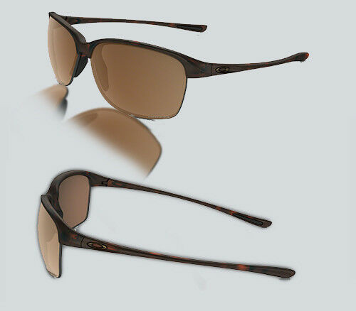 Authentic Oakley 0OO9191 UNSTOPPABLE 919114 BROWN TORTOISE Polarized Sunglasses