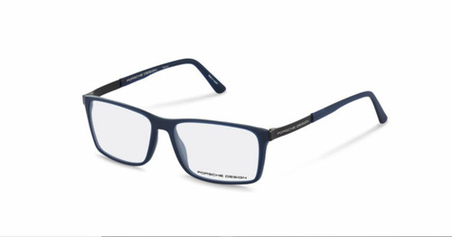 Authentic Porsche Design P 8260 F Dark Blue Eyeglasses