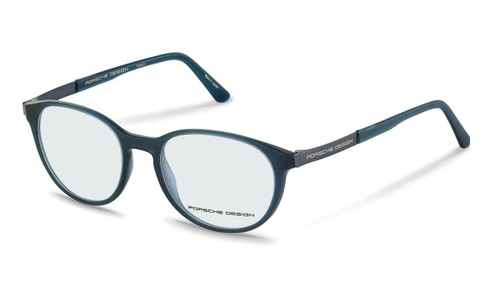 Authentic Porsche Design P 8261 F Blue Eyeglasses