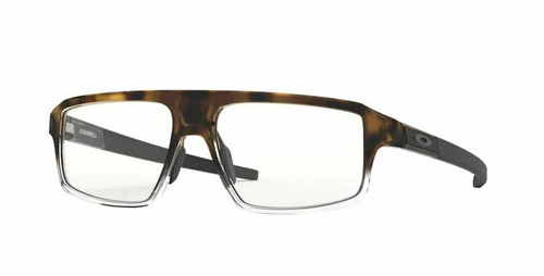 Authentic Oakley 0OX8157 Cogswell 815703 Polished Sepia Brown Tort Eyeglasses