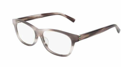 Authentic Gucci GG 0458OA 004 Brown Eyeglasses