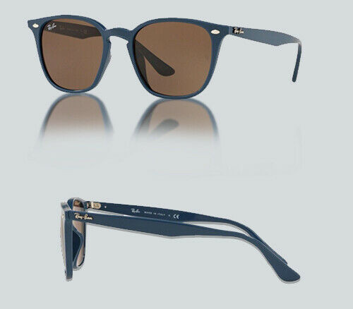 Authentic Ray Ban 0RB4258 638073 BLUE Sunglasses
