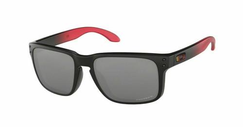 Authentic Oakley 0OO9102 Holbrook 9102D3 Ruby Fade Sunglasses