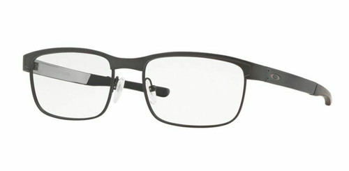 Authentic Oakley 0OX5132 Surface Plate 513206 Satin Lead Eyeglasses