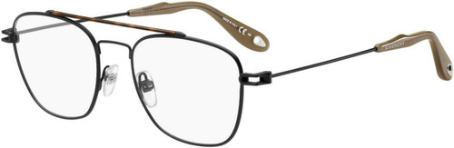 Authentic Givenchy Gv00053-0003 Matte Black 0053 Eyeglasses