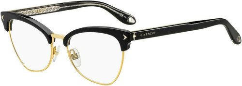 Authentic Givenchy Gv0064-0807 Black 0064 Eyeglasses