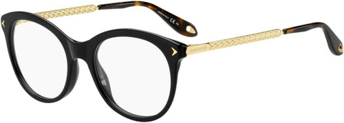 Authentic Givenchy Gv0080-0807 Black 0080 Eyeglasses