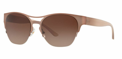 Authentic Tory Burch 0TY 6065 326813 BROWN Sunglasses