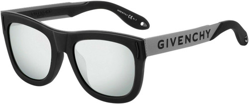 Authentic Givenchy Gv7016ns-0bsc/t4 Black Silver 7016 ns Sunglasses