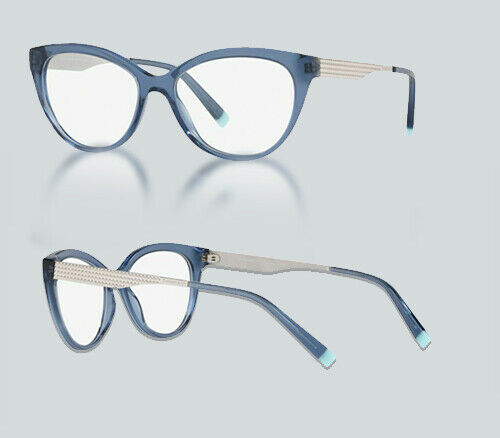 Authentic Tiffany & Co. 0TF2180-8269  Crystal Blue 2180 Eyeglasses